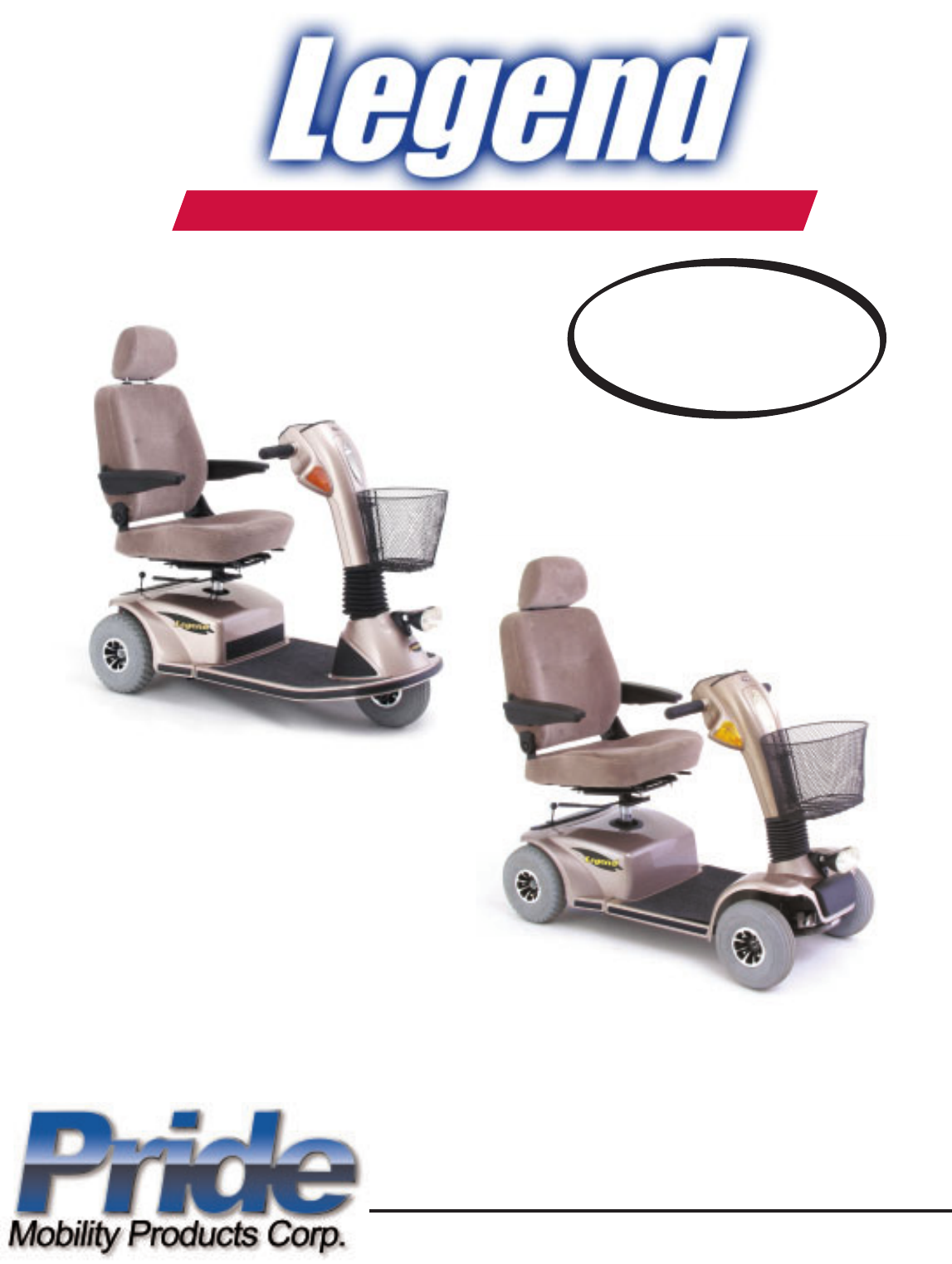 pride mobility scooter repair manual