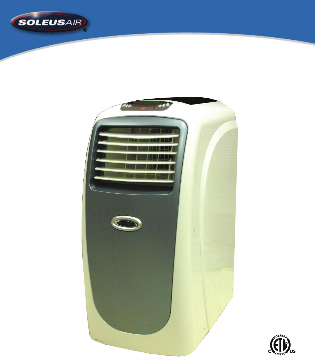 2008 Soleus Air International. 8000 / 10,000 BTU Portable Air Conditioner