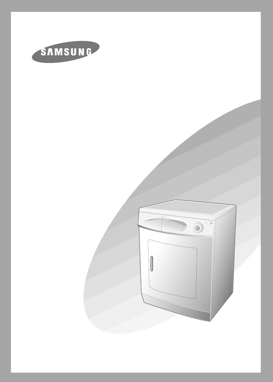 samsung clothes dryer dv4006 user guide manualsonline com rh phone manualsonline com Owner's Manual Samsung Dryer Samsung Dryer Parts Manual