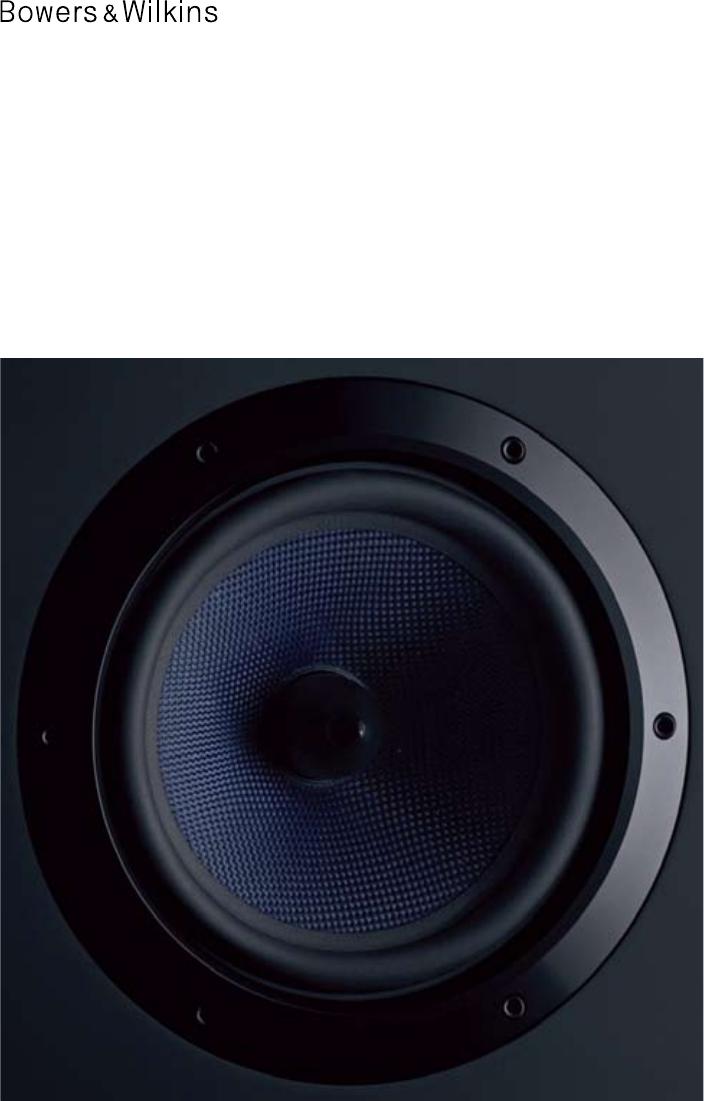bowers wilkins speaker ct7 3 lcrs user guide. Black Bedroom Furniture Sets. Home Design Ideas