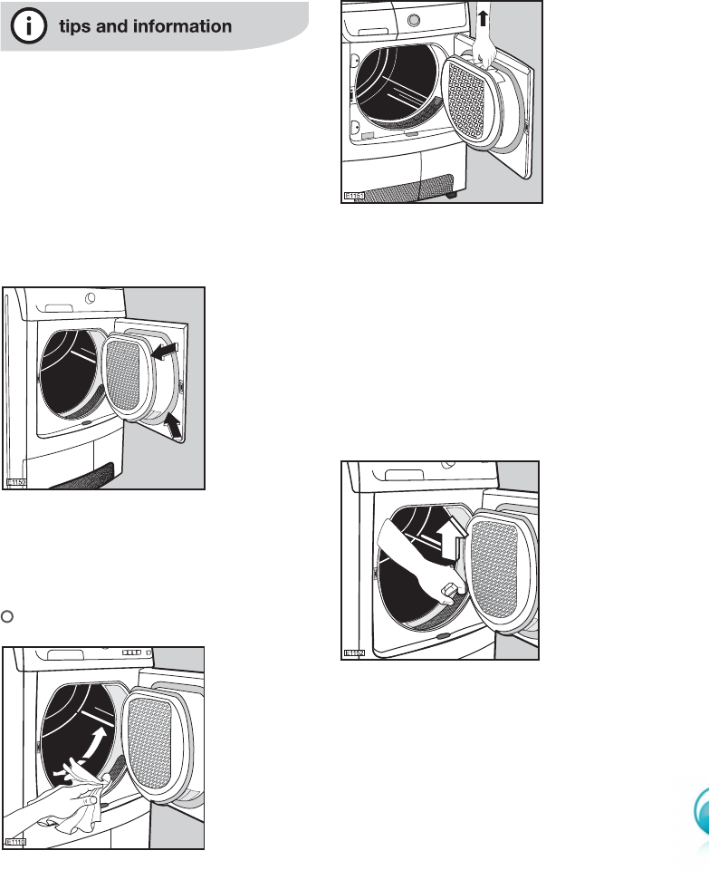 page 12 of electrolux clothes dryer edc47130w user guide rh laundry manualsonline com