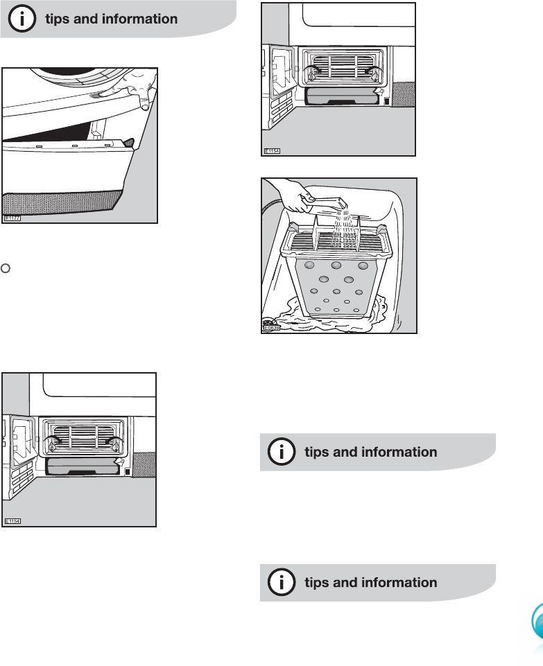 page 13 of electrolux clothes dryer edc47130w user guide rh laundry manualsonline com