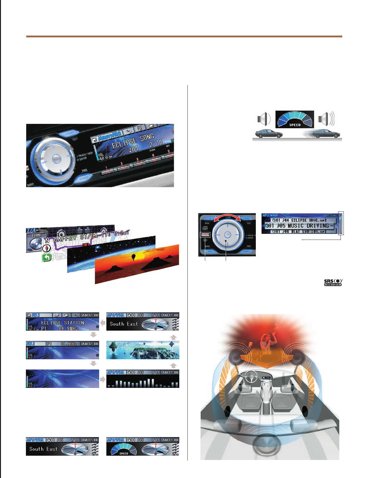 Eclipse MP3 Player User Manual