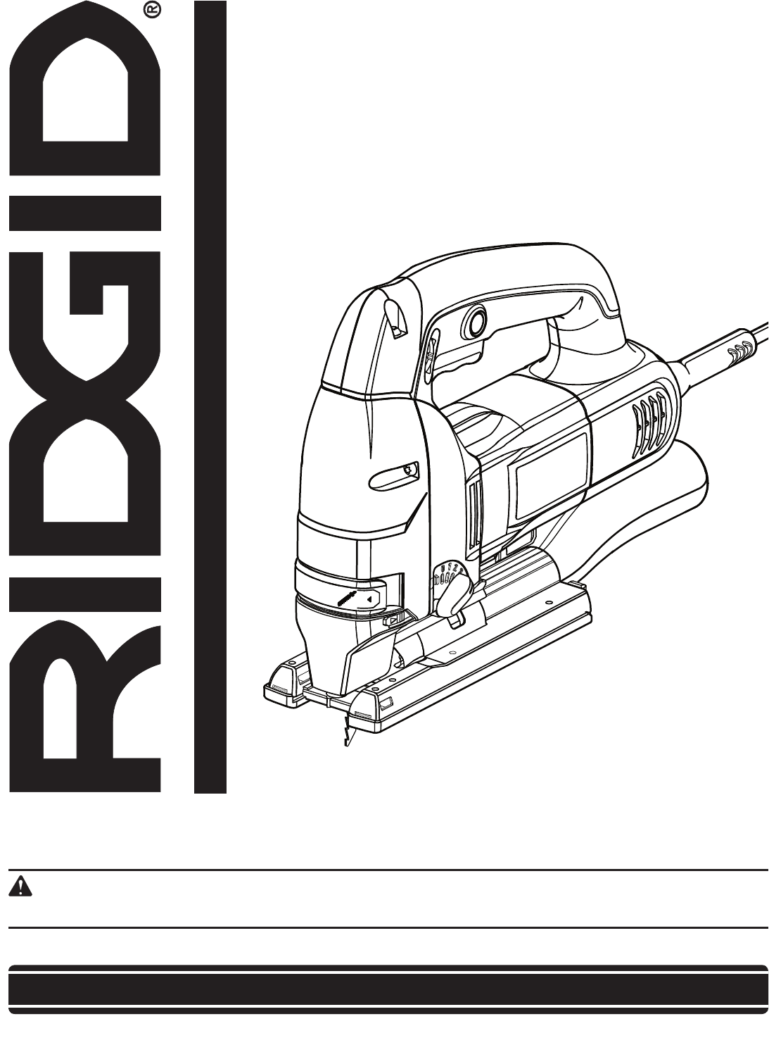 Ridgid saw r3121 user guide manualsonline keyboard keysfo Choice Image