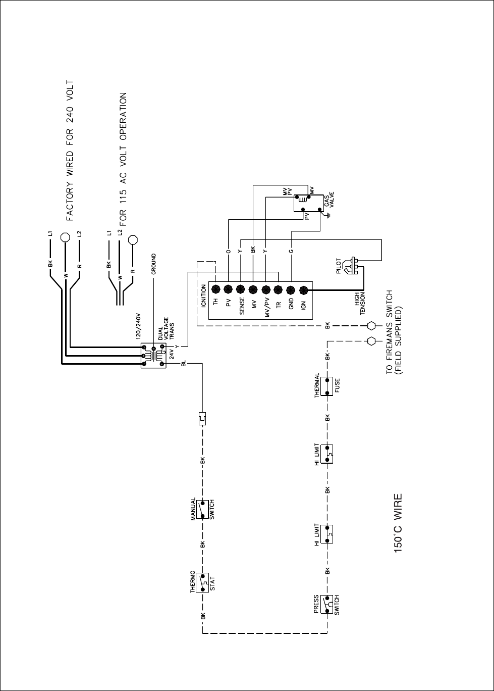 Page 18 Of Raypak Swimming Pool Heater 105b User Guide