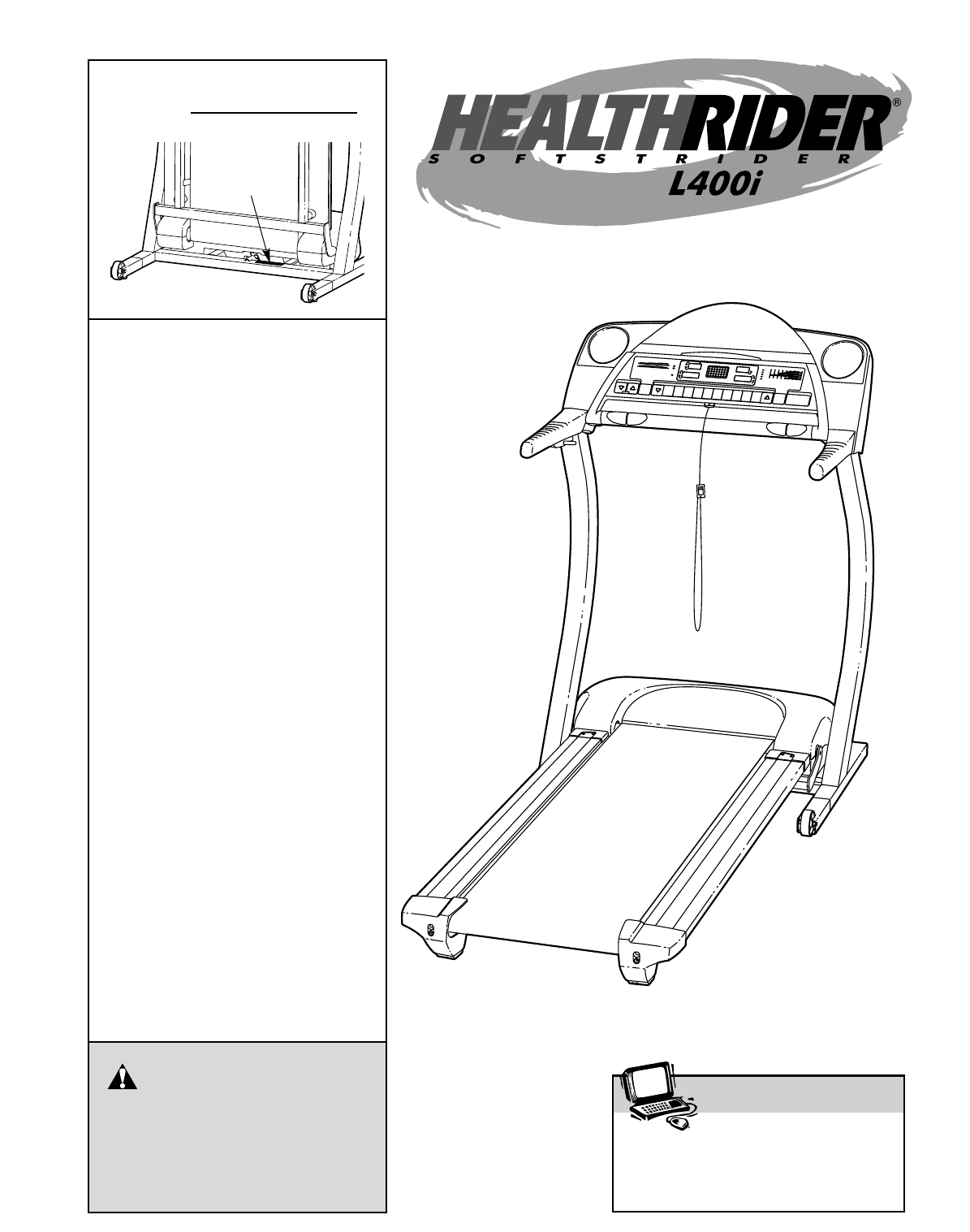 crane exercise bike instruction manual