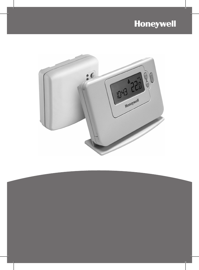 honeywell thermostat cm721 user guide manualsonline com rh homeappliance manualsonline com User Guide Template Online User Guide