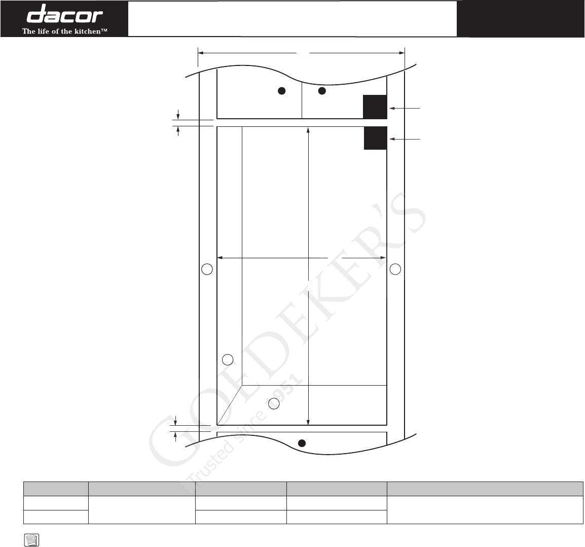 Dacor Oven Mov User Guide Manualsonlinecom Wall Wiring Diagram Manual