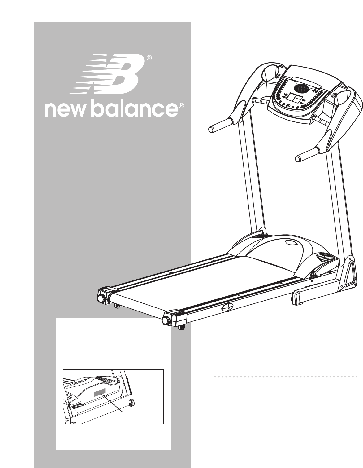 new balance 1400 treadmill error 4