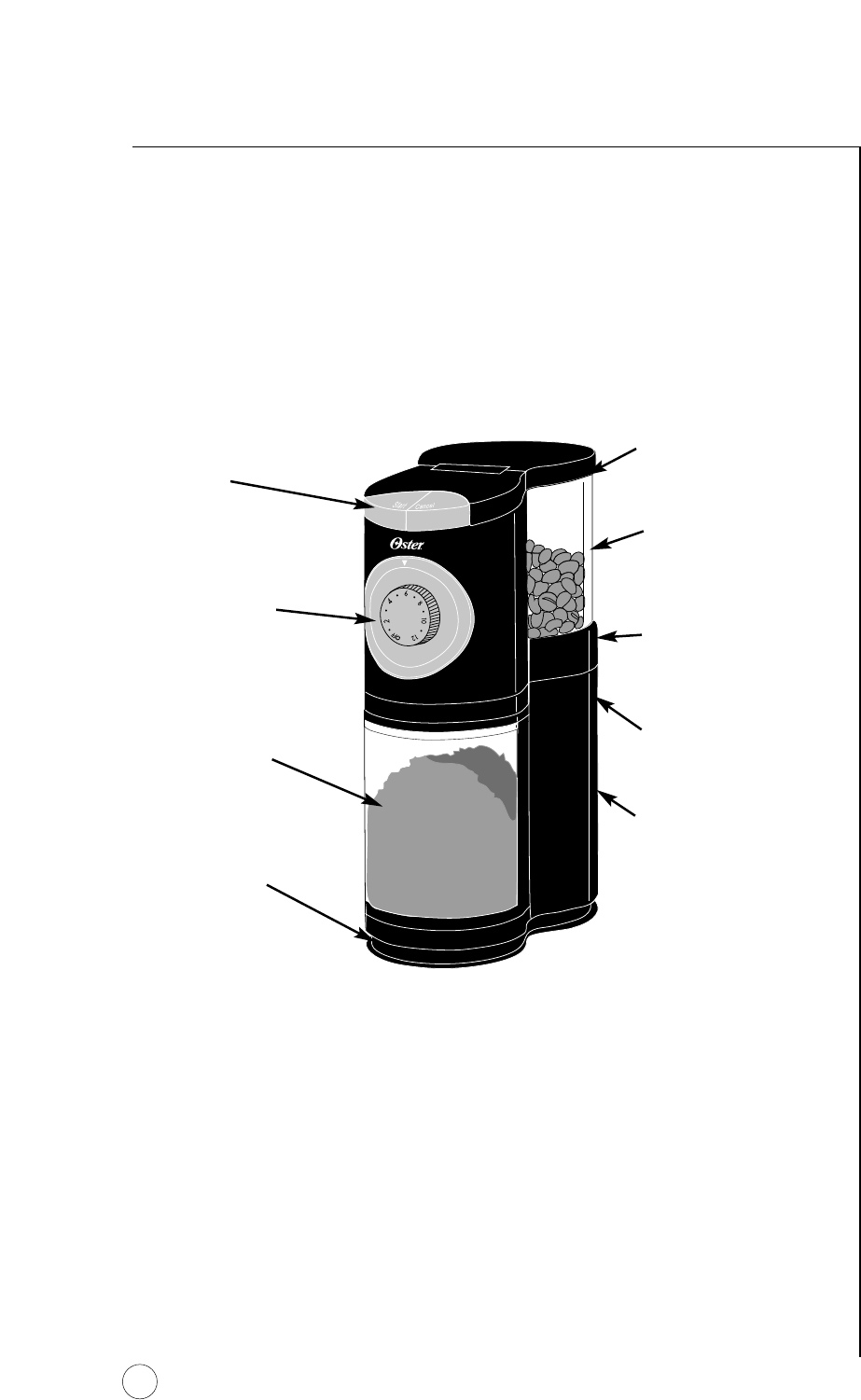 Page 4 Of Oster Coffee Grinder 6389