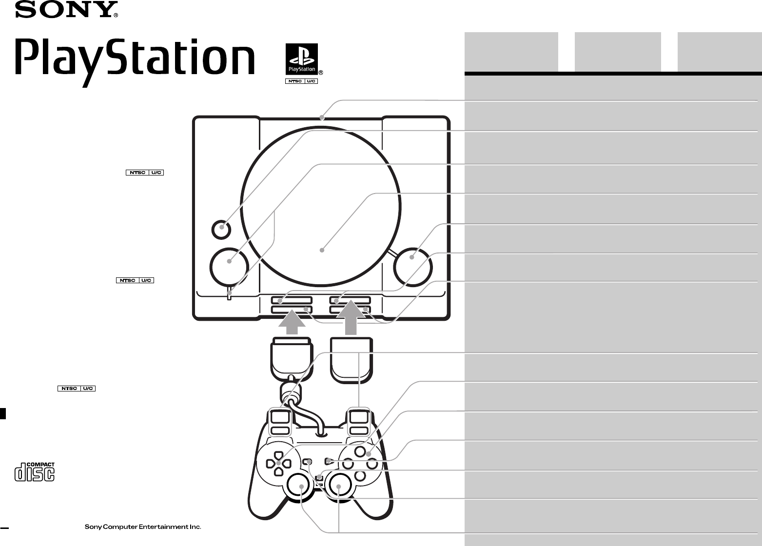 sony video game console playstation user guide manualsonline com rh videogame manualsonline com Instruction Manual Example User Guides Samples
