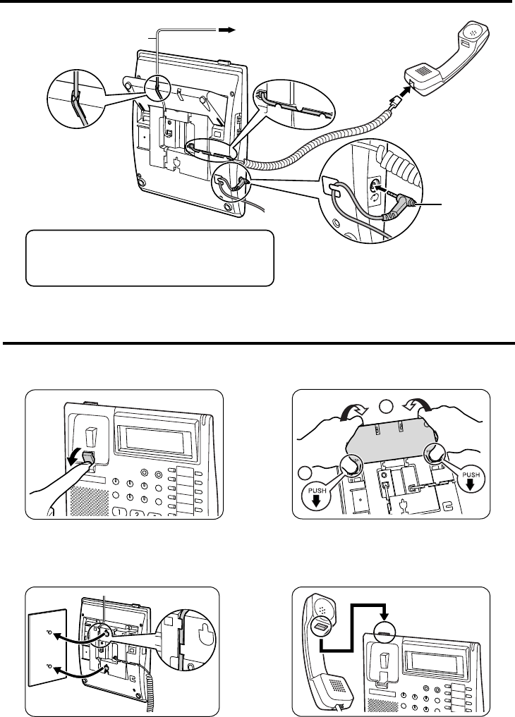 page 10 of panasonic telephone kx t7731 user guide Panasonic KX- TA824 Key Series 44 Panasonic Telephones