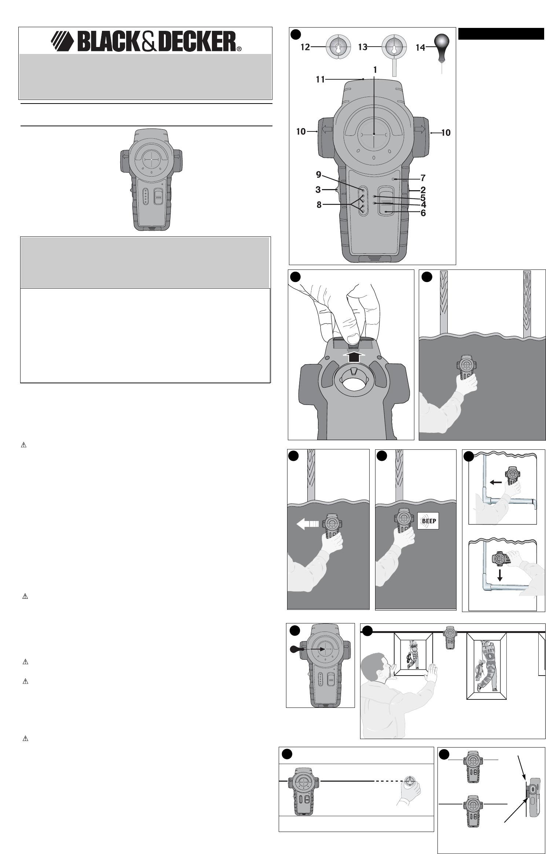 black & decker laser level bdl110s user guide   manualsonline
