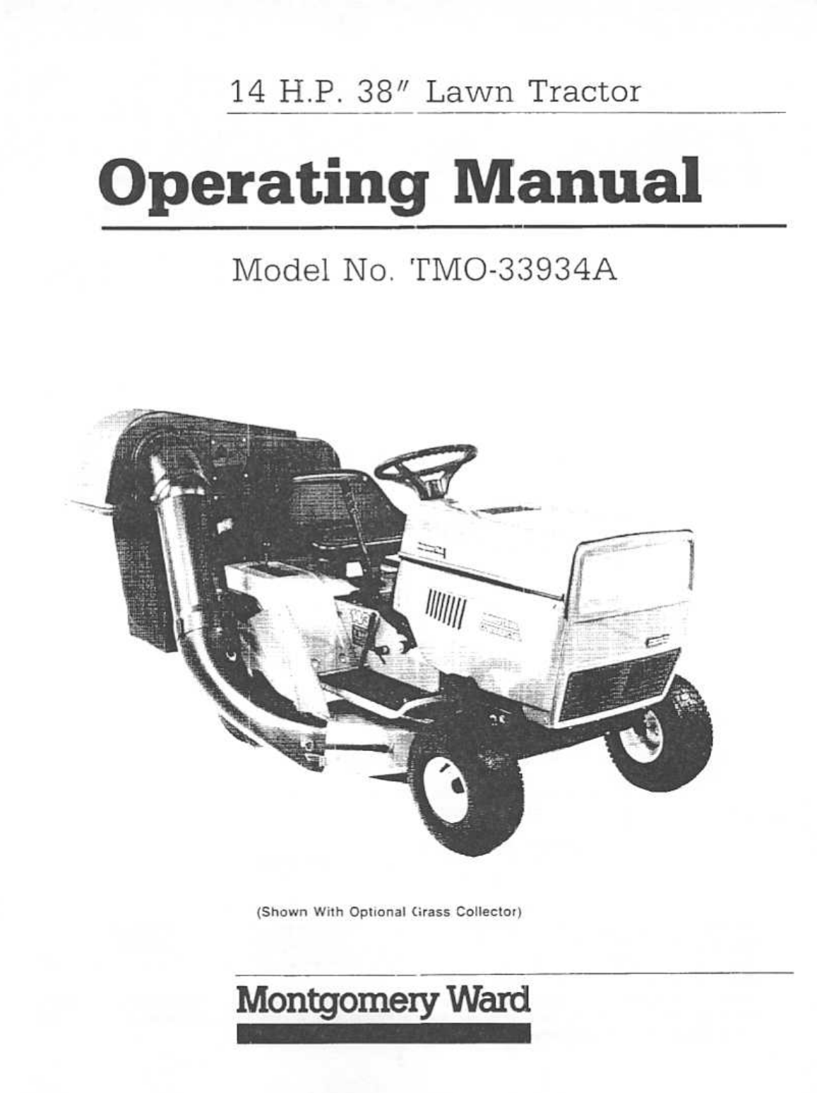922be6b0 054f 4db4 a9a7 269320fe4bb6 bg1 montgomery ward lawn mower tmo 33934a user guide manualsonline com Montgomery Ward Tractor Manual at n-0.co