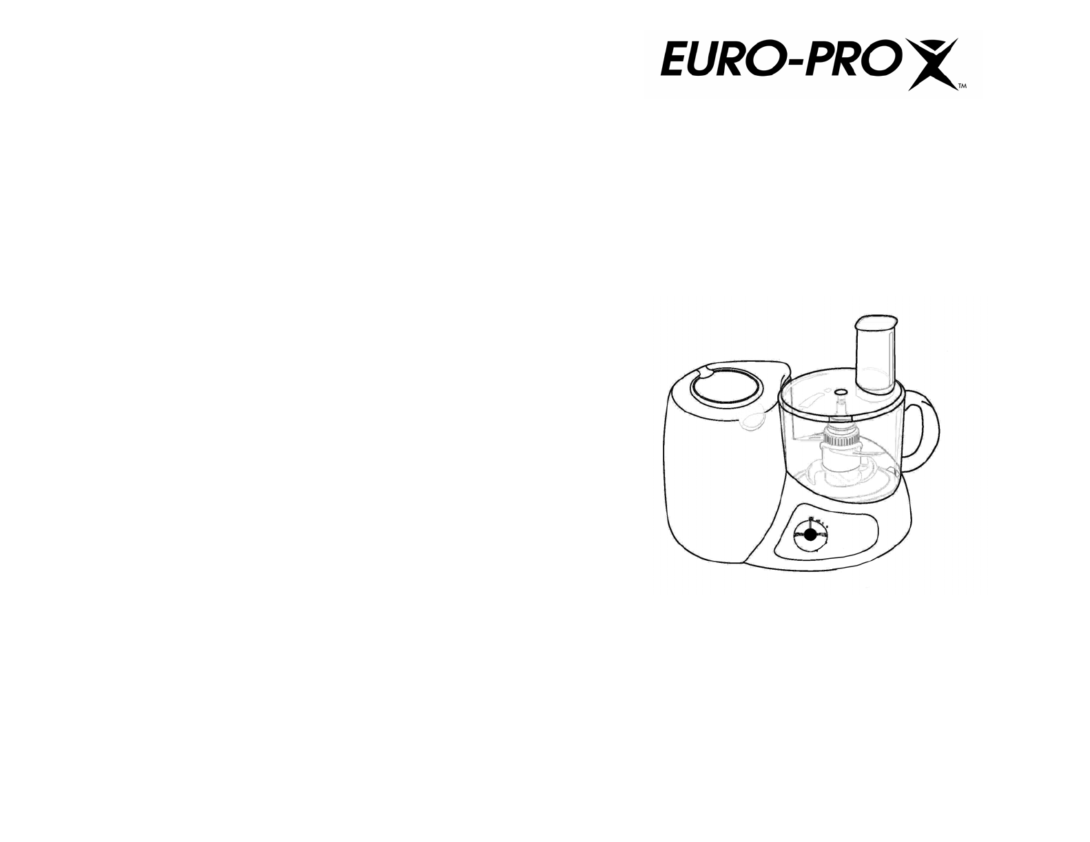 euro pro blender ep91 user guide manualsonline com rh kitchen manualsonline com shark euro-pro x user guide Euro-Pro Ironing Board Cover 18X57