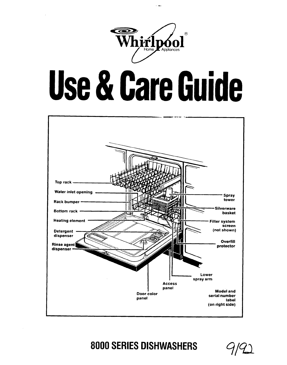 whirlpool car stereo system user manual various owner manual guide u2022 rh justk co whirlpool dishwasher owner manual du1300xtvt8 whirlpool dishwasher service manual download