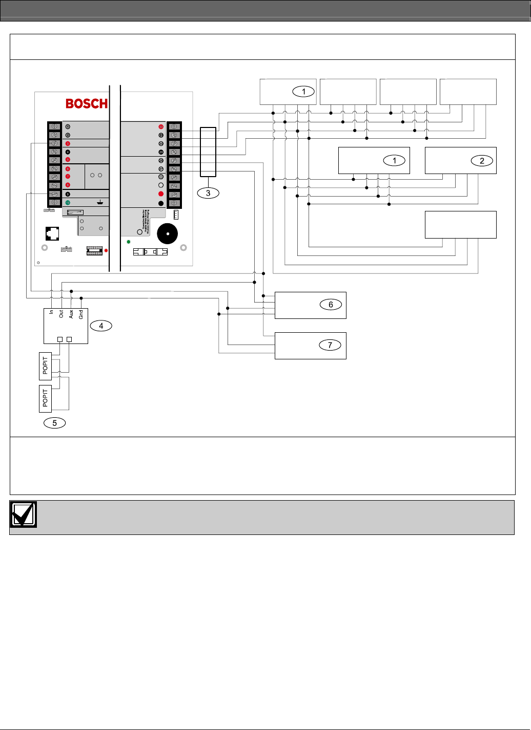 Page 69 of bosch appliances home security system d9412gv2 user guide d9412gv2d7412gv2 operation and installation guide appendix a system wiring diagrams issue a cheapraybanclubmaster Choice Image