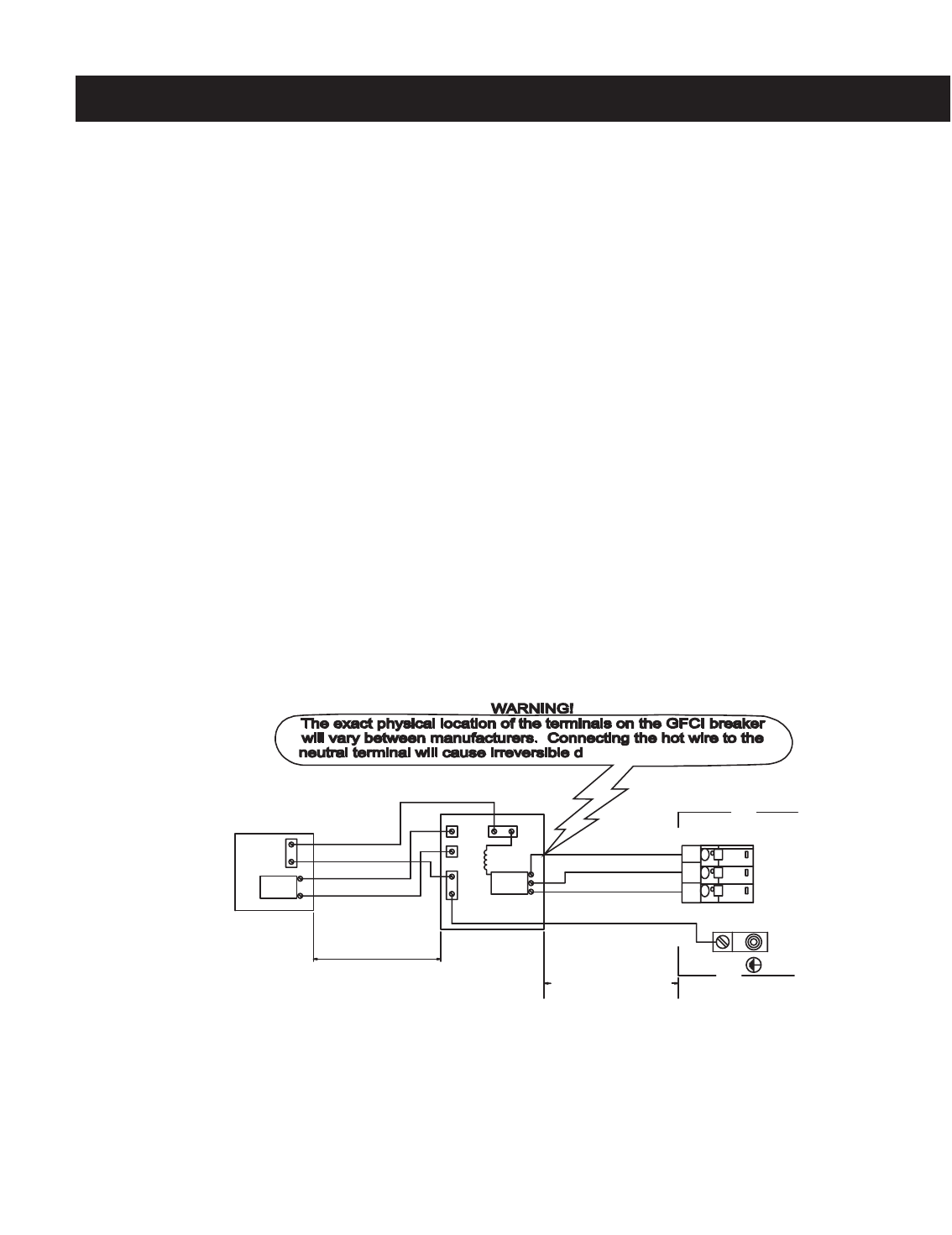 Page 8 Of Watkins Hot Tub C45 User Guide Manualsonlinecom Wiring Diagram Selecting The Voltage For Your Spa
