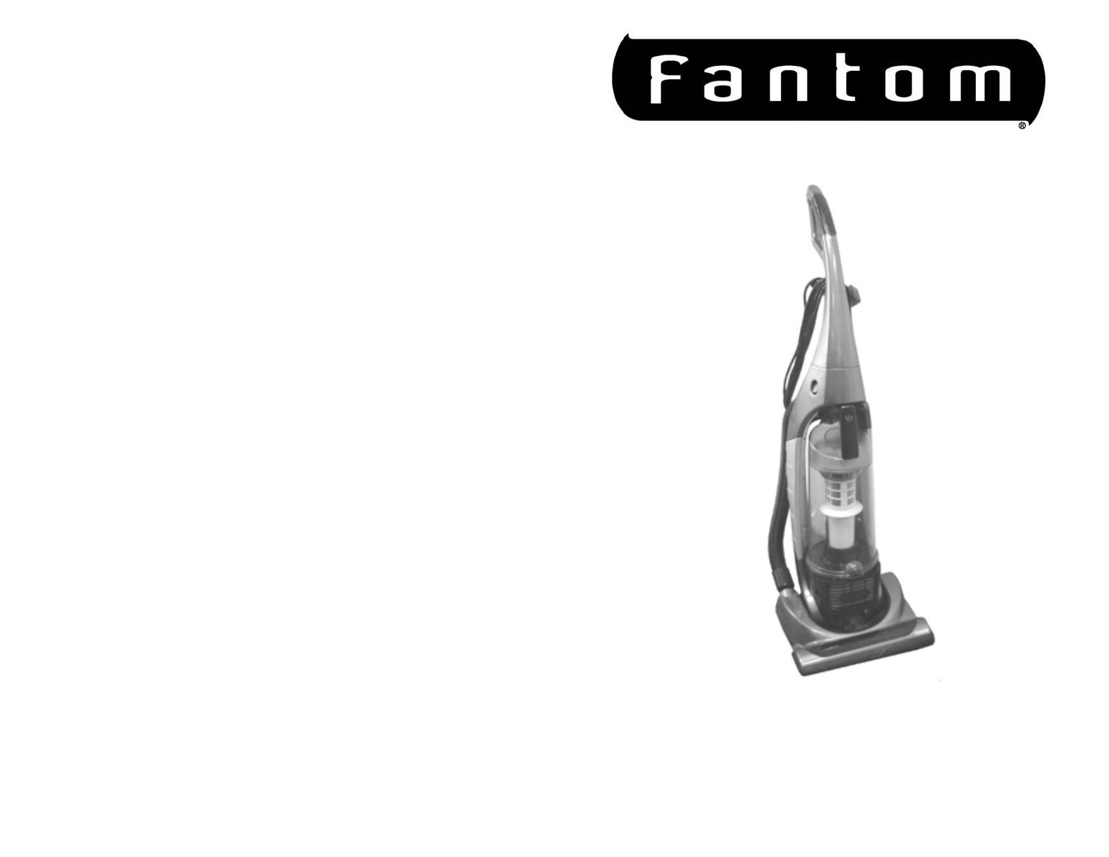 Fantom Upright Vacuum Cleaner