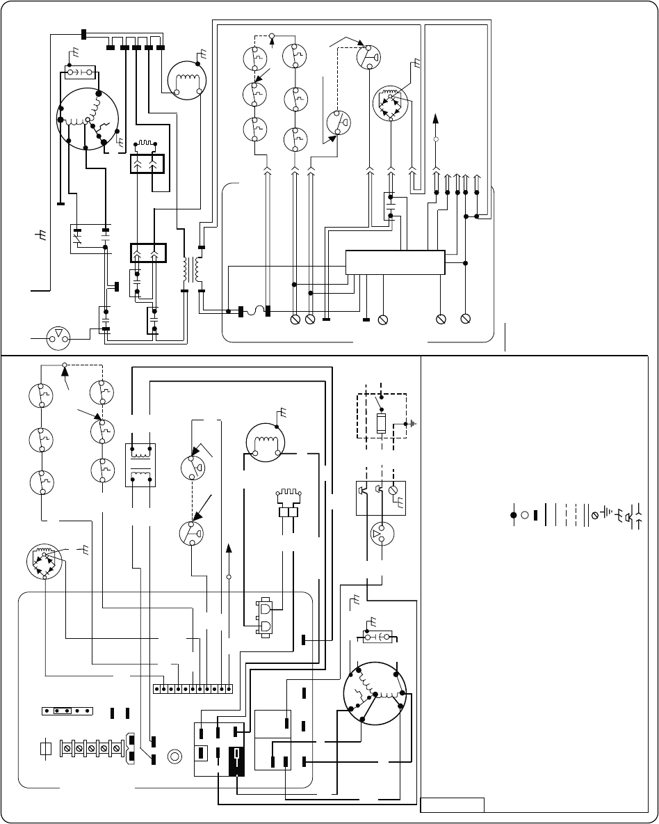 97302d27 a859 49b5 b812 97b12c9a3b1c bg1c page 28 of bryant furnace 310aav user guide manualsonline com Heat Pump Thermostat Wiring Diagrams at gsmportal.co