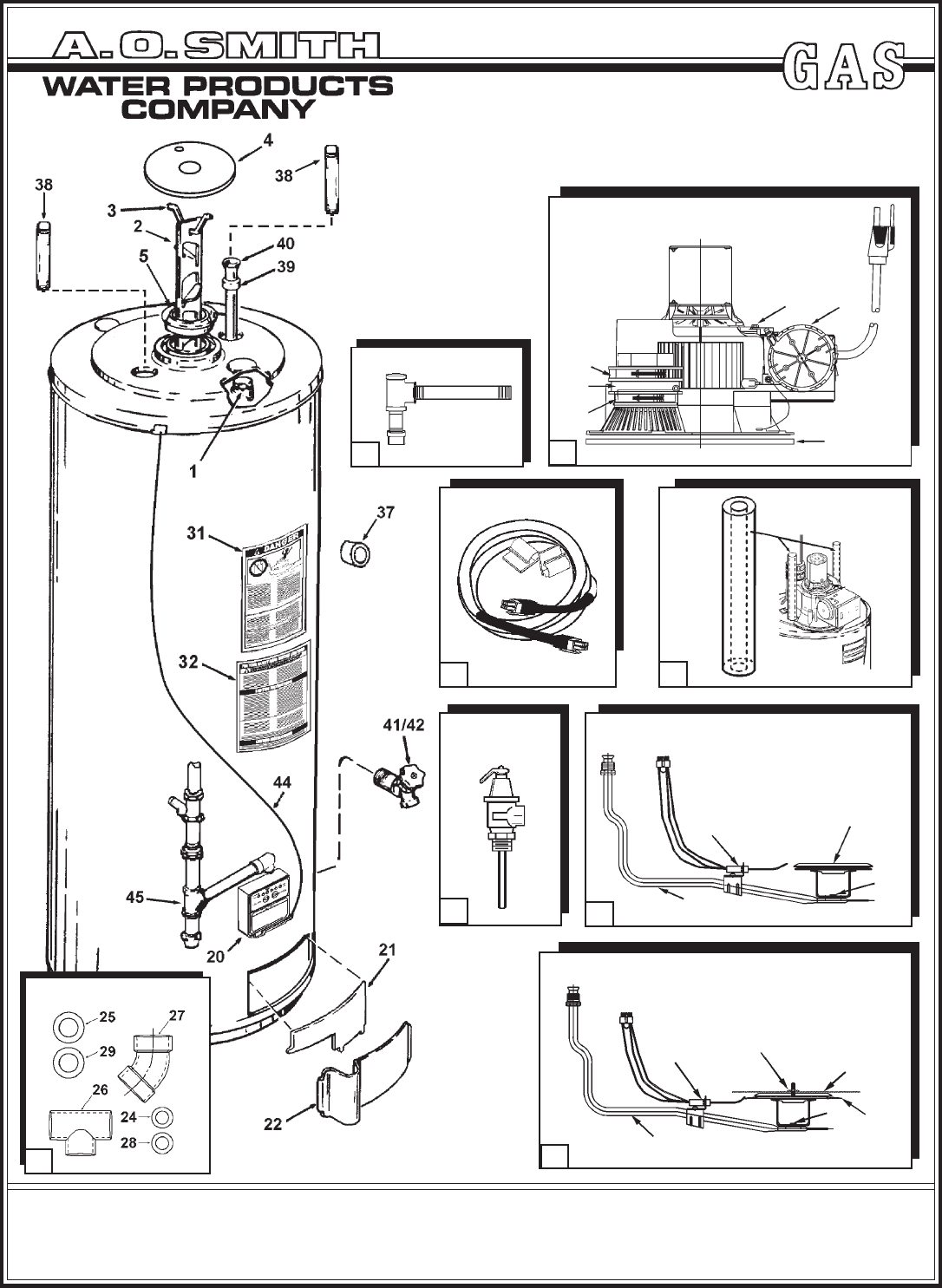 989b04a4 7033 4937 ad81 ef5a5cd16225 bg1 a o smith water heater 100 series user guide manualsonline com ao smith water heater wiring diagram at nearapp.co