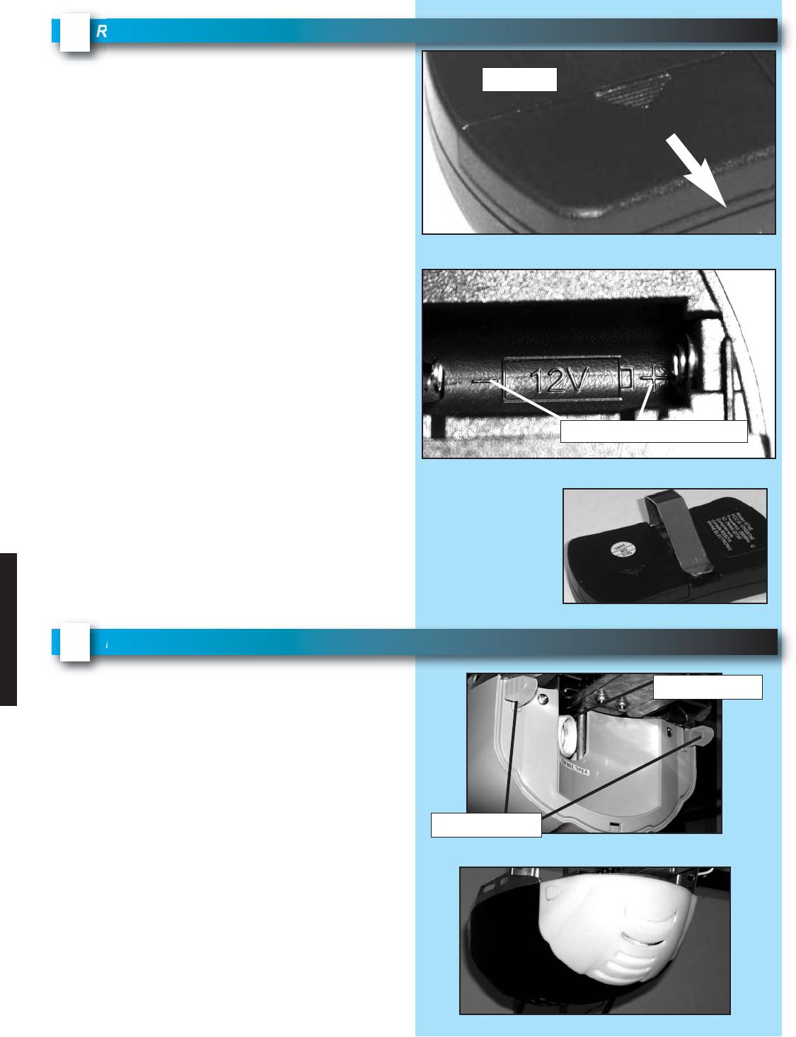 Page 22 Of Genie Garage Door Opener 1024 User Guide