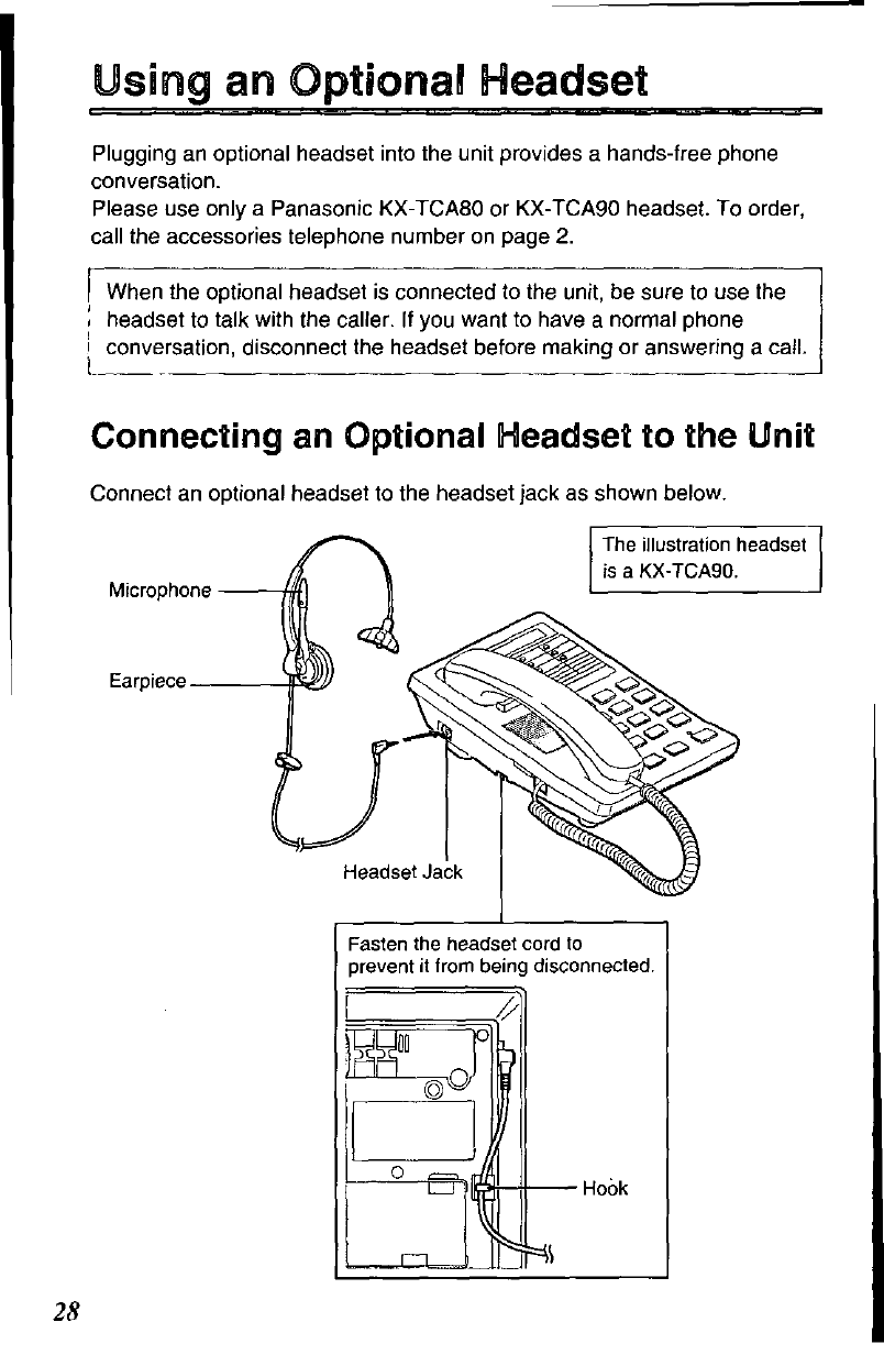 page 28 of panasonic telephone kx ts17 w user guide manualsonline com rh phone manualsonline com