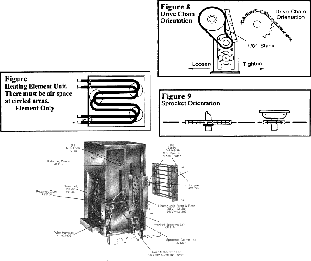 Merco Wiring Diagram Champion Electrolux Alto Shaam Savory 18028 On Page 4 Of Toaster C 40 User Guide Manualsonlinecom