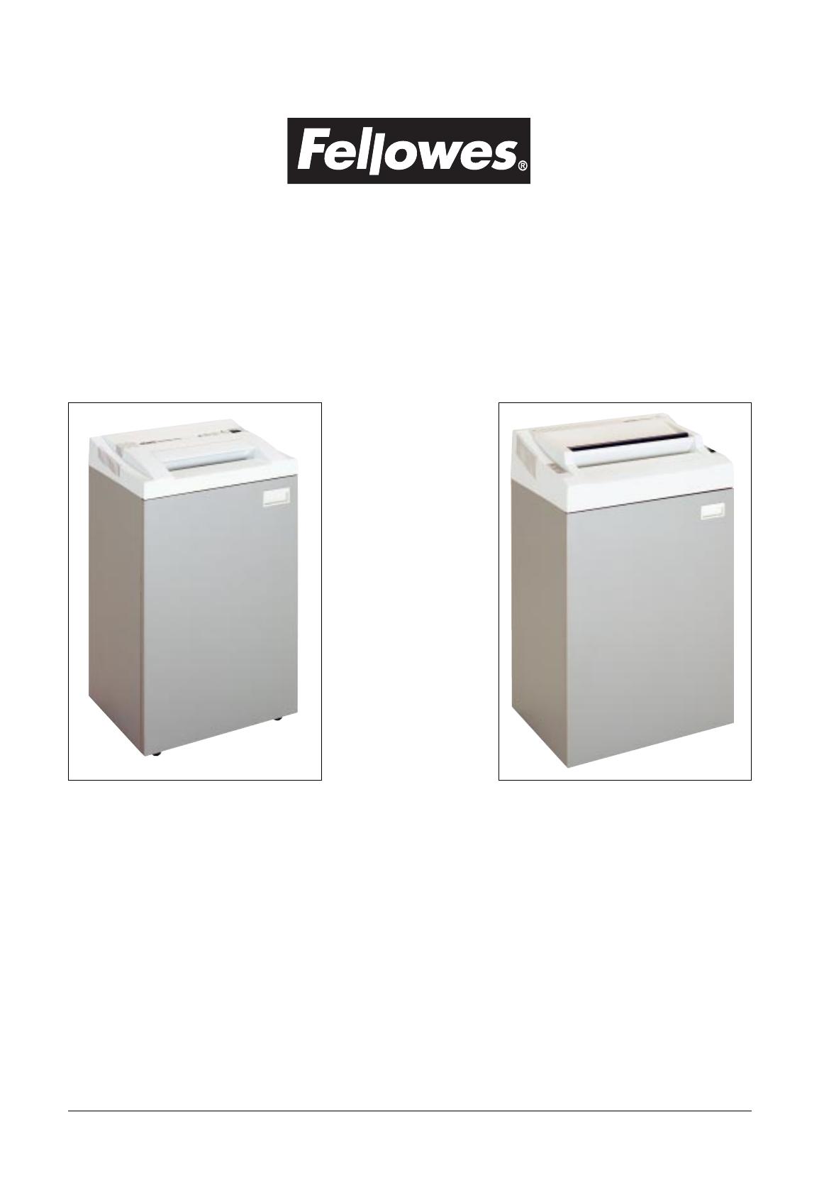 fellowes paper shredder 320 320c user guide manualsonline com rh office manualsonline com