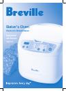 Breville Bread Maker Bb200 Manual