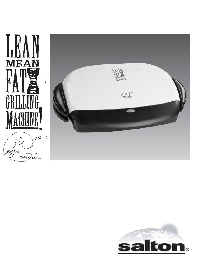 George Foreman Kitchen Grill Grp4 User Guide Manualsonline