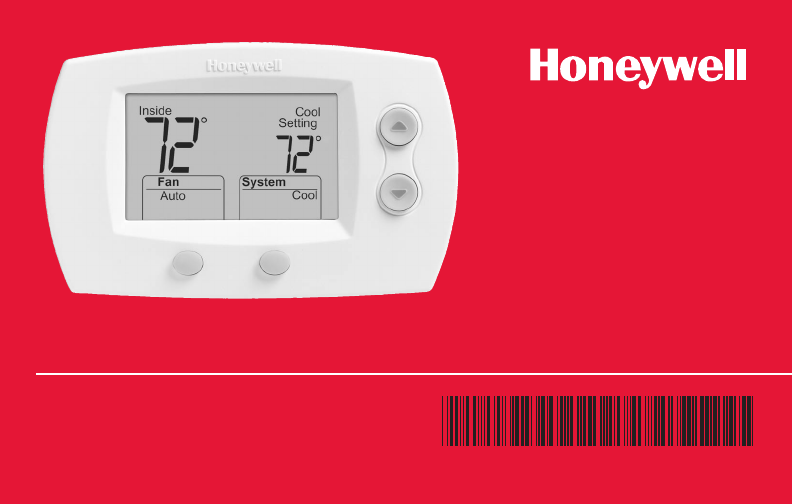 honeywell thermostat th5000 user guide. Black Bedroom Furniture Sets. Home Design Ideas