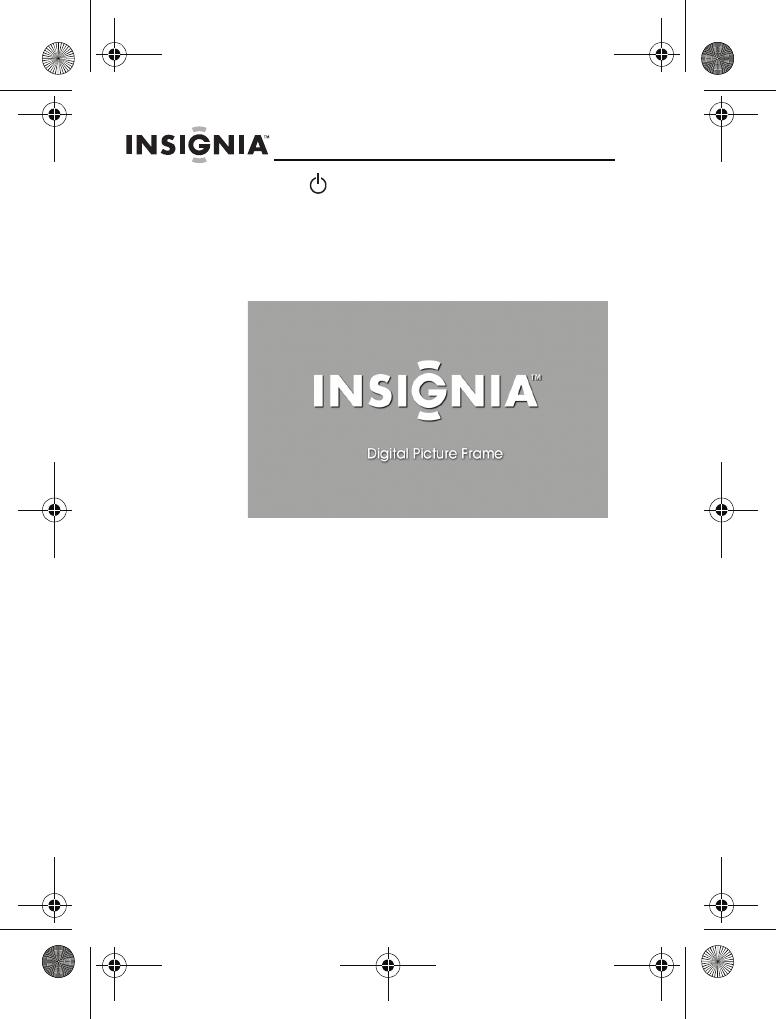 Page 14 of Insignia Digital Photo Frame NS-DPF10WW-09 User Guide ...