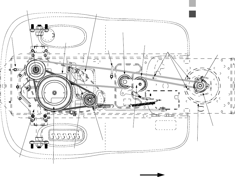Cub Cadet Ltx 1050 Belt Diagram on john deere lt150 wiring diagram