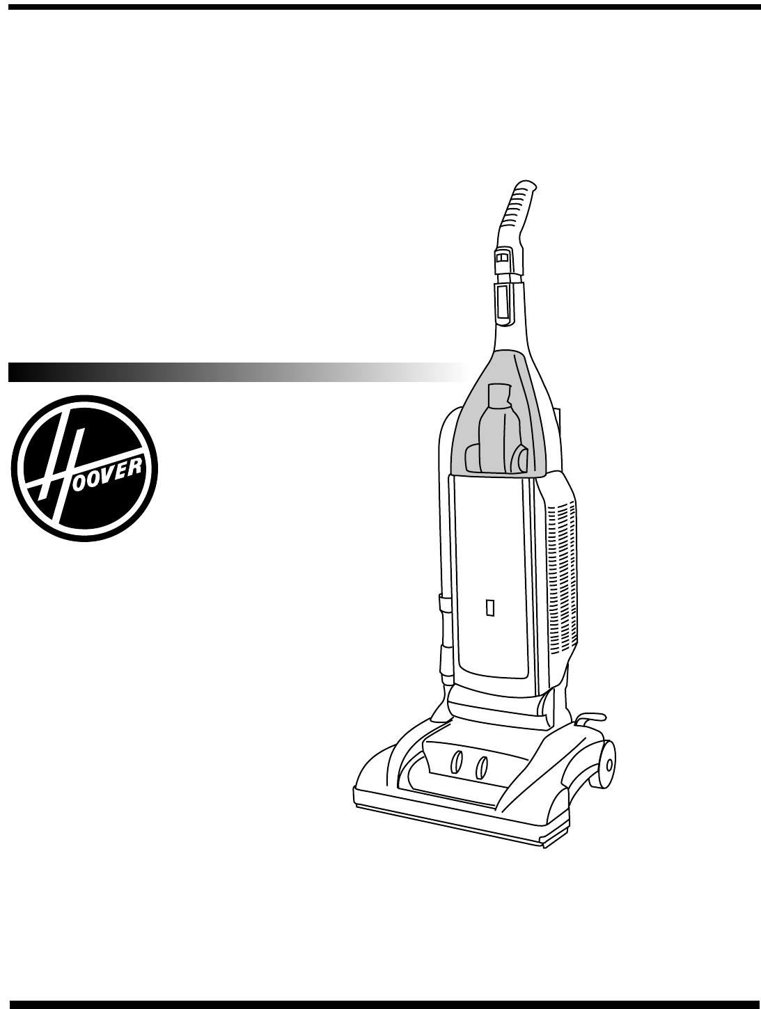 hoover vacuum cleaner uh70600 user guide