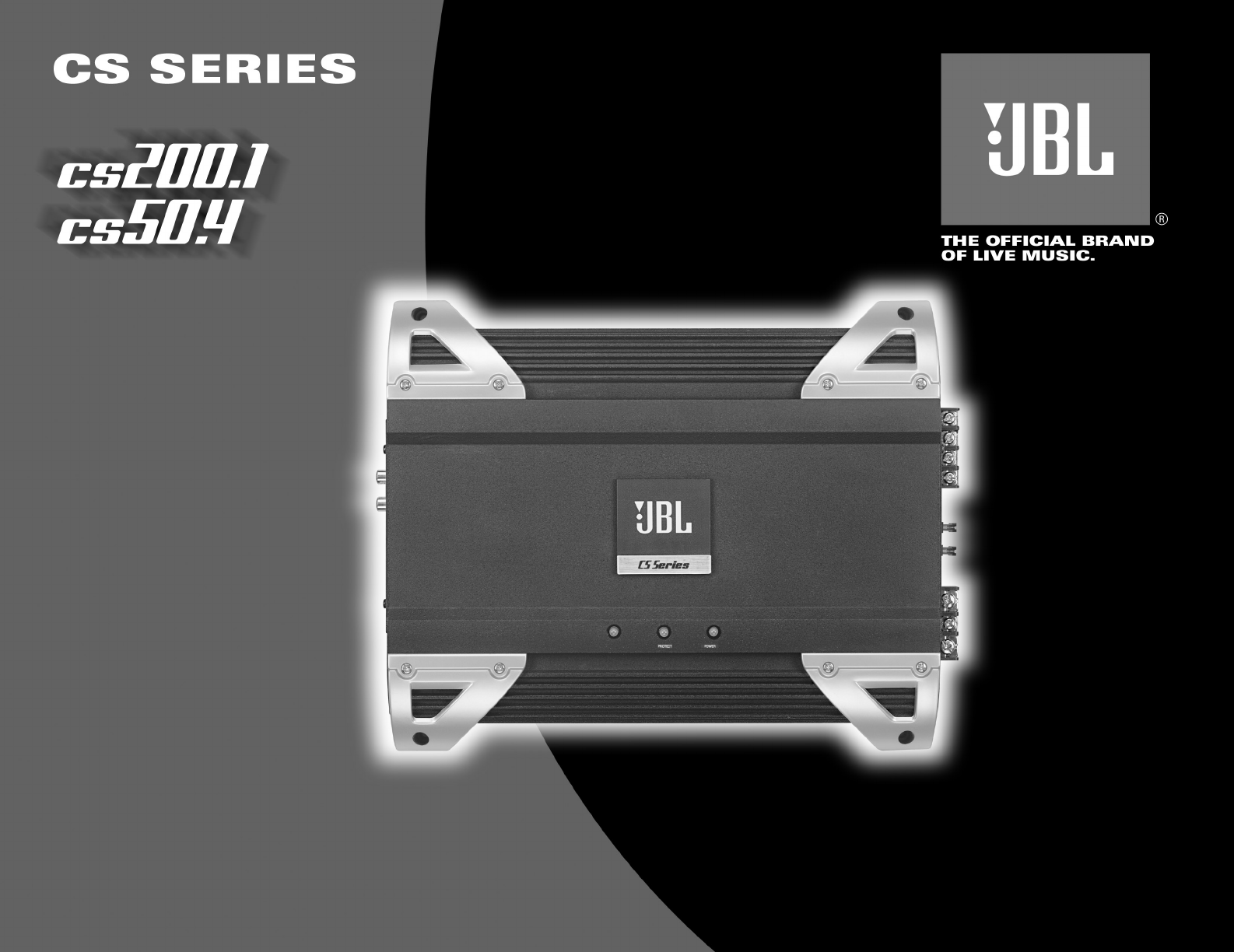 jbl car stereo system cs50 4 user guide manualsonline com rh caraudio manualsonline com JBL Marine Radios with iPod JBL Marine Radio Remote