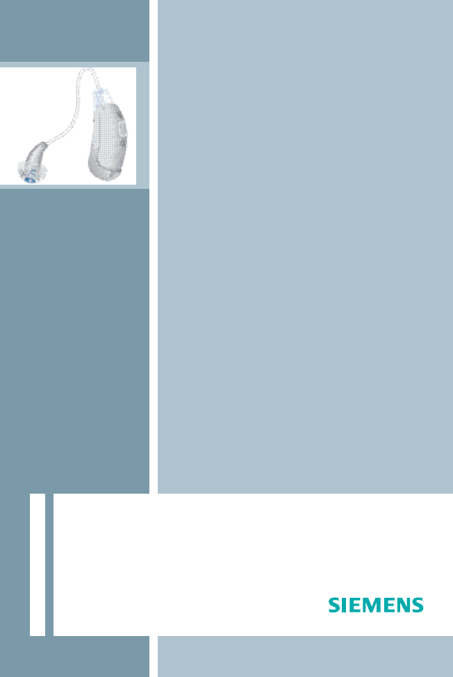 siemens hearing aid 700 user guide manualsonline com rh personalcare manualsonline com Siemens Hearing Aids Professional Siemens Approved Partner Hearing Instruments