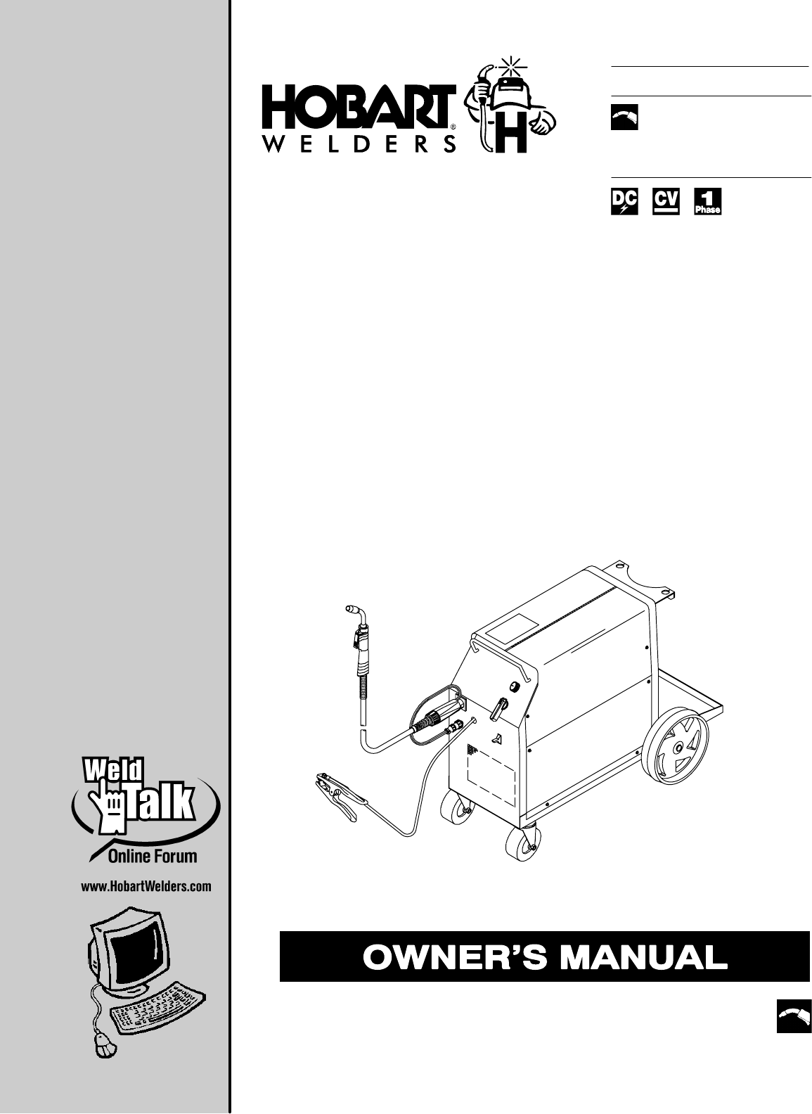 hobart welding products welding consumables 250 user guide