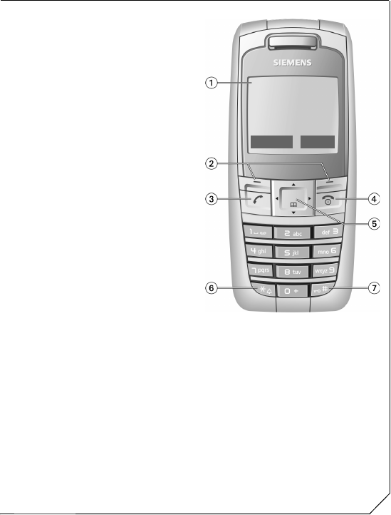 siemens cell phone a75 user guide manualsonline com rh cellphone manualsonline com Siemens User Manual Rolm Phone Manual
