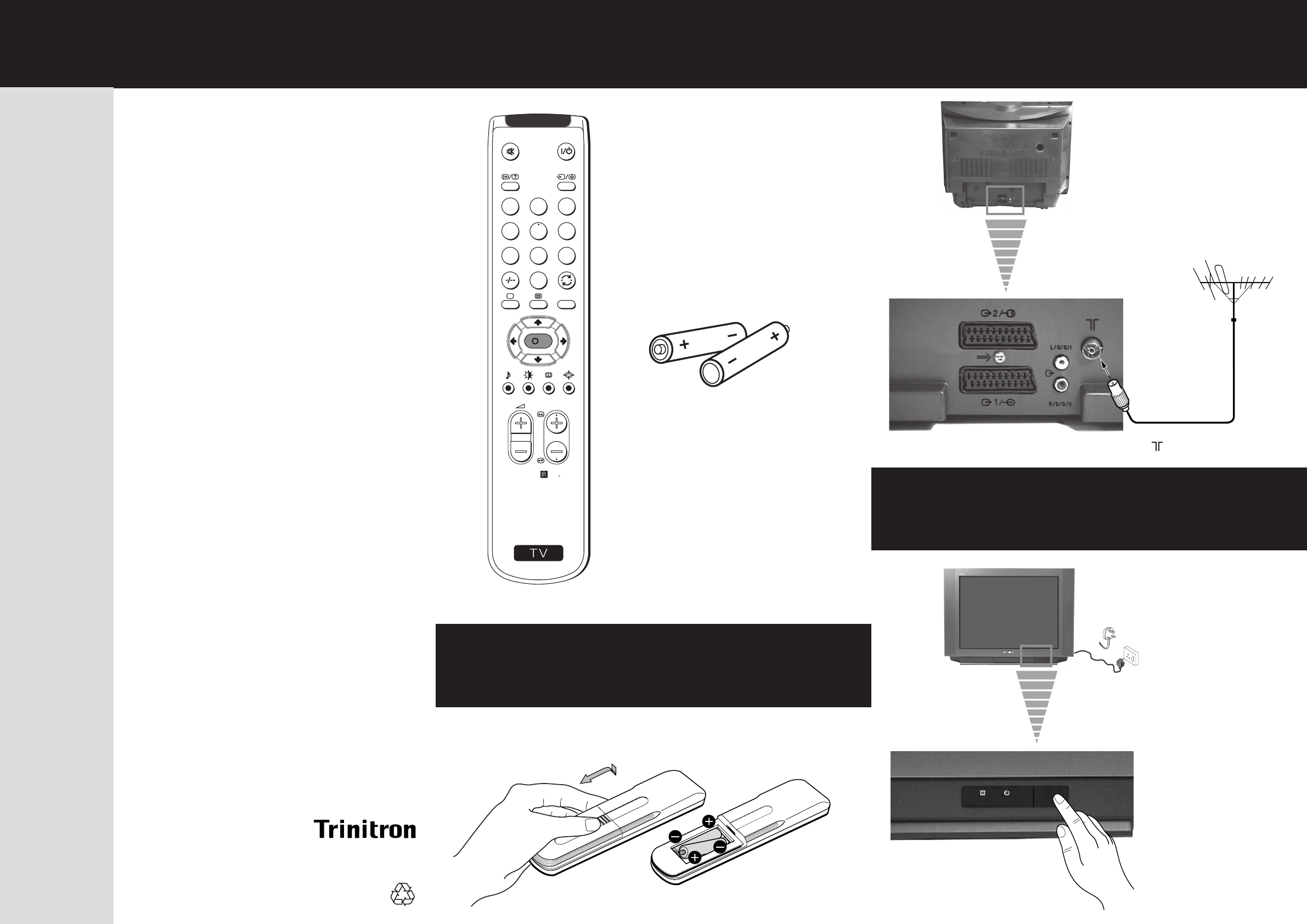 sony crt television kv 29fx20 user guide manualsonline com rh tv manualsonline com Sony Xperia Sony Operating Manuals