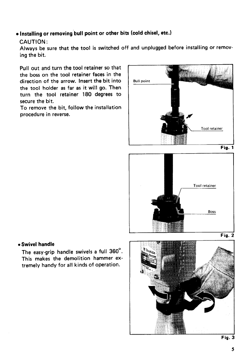 page 5 of makita power hammer hm1301 user guide manualsonline com rh powertool manualsonline com DIY Electric Power Hammer DIY Small Power Hammer