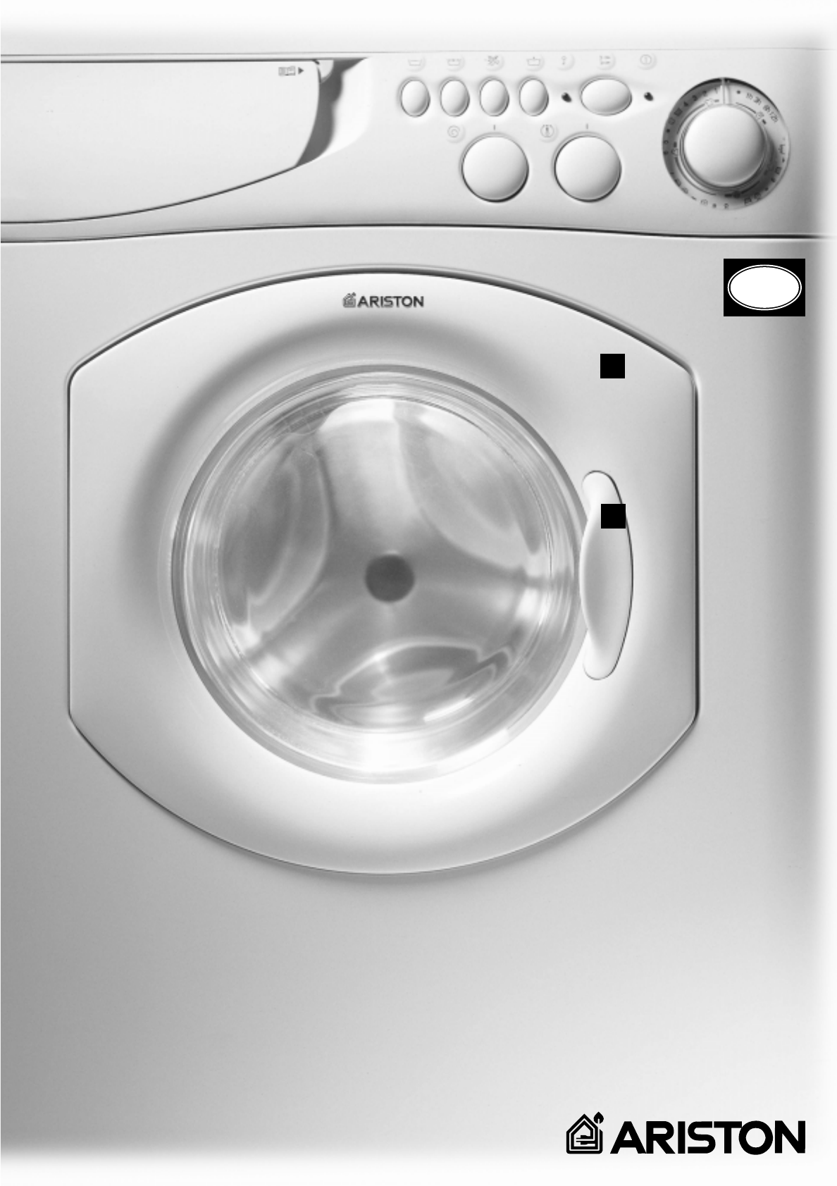 ariston washer a 1124 user guide
