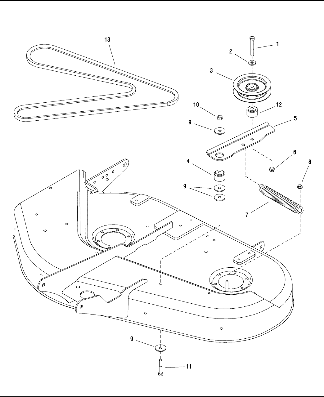 Page 40 of Simplicity Lawn Mower 1600 User Guide