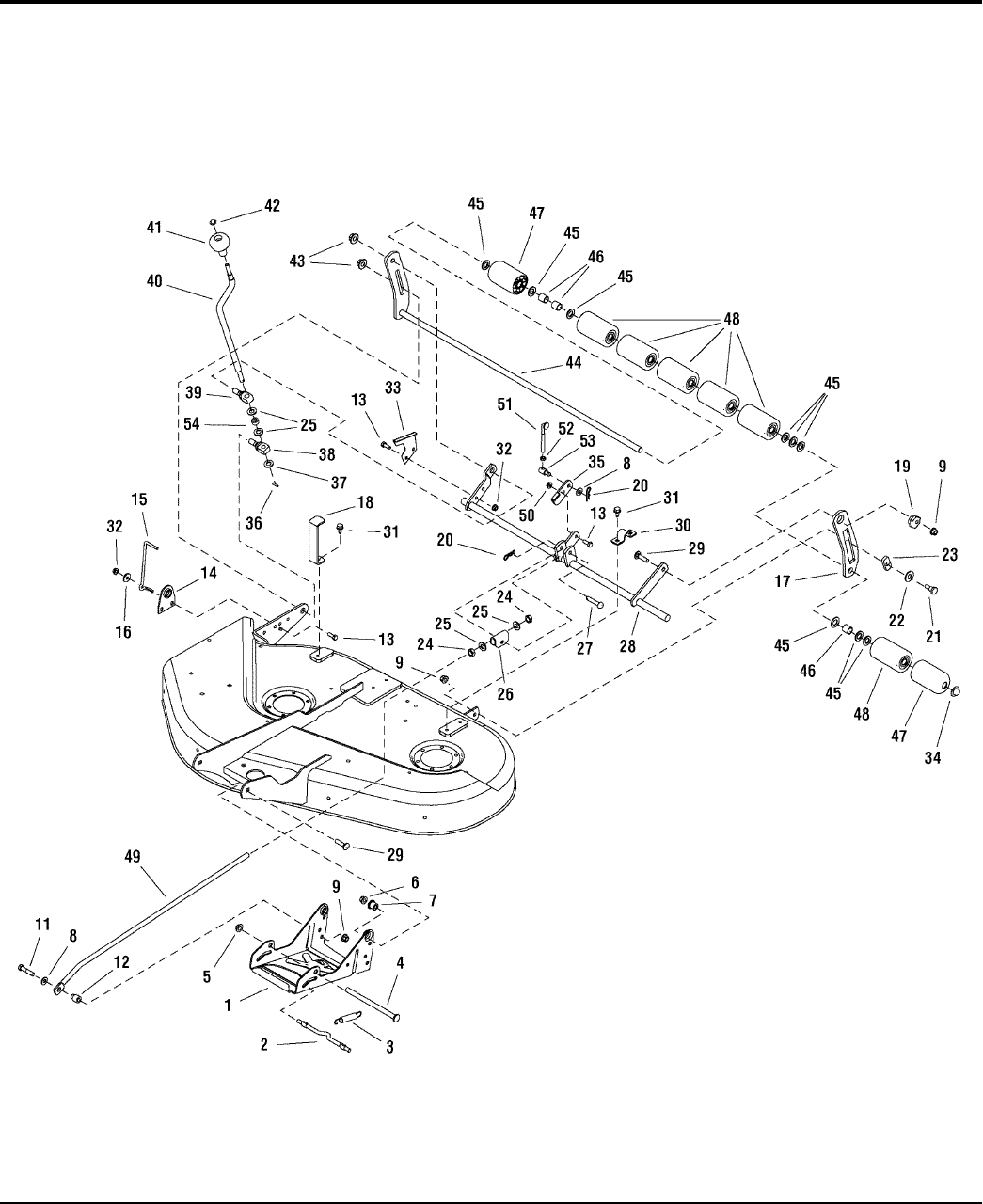 Page 42 of Simplicity Lawn Mower 1600 User Guide