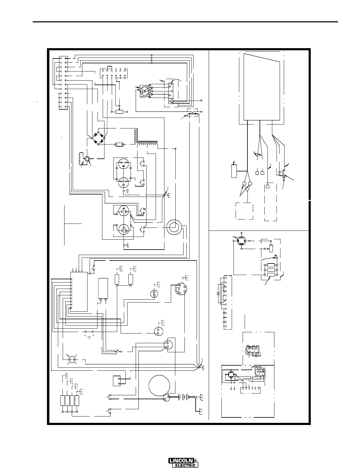lincoln electric wiring diagram lincoln printable wiring lincoln 300d wiring diagram lincoln home wiring diagrams source