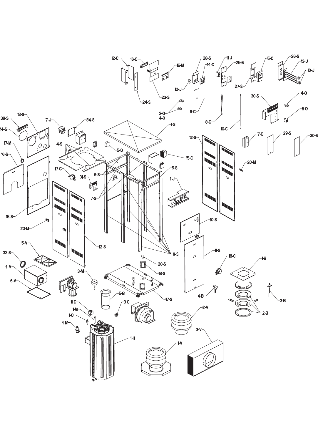 page 2 of raypak boiler 1505 user guide