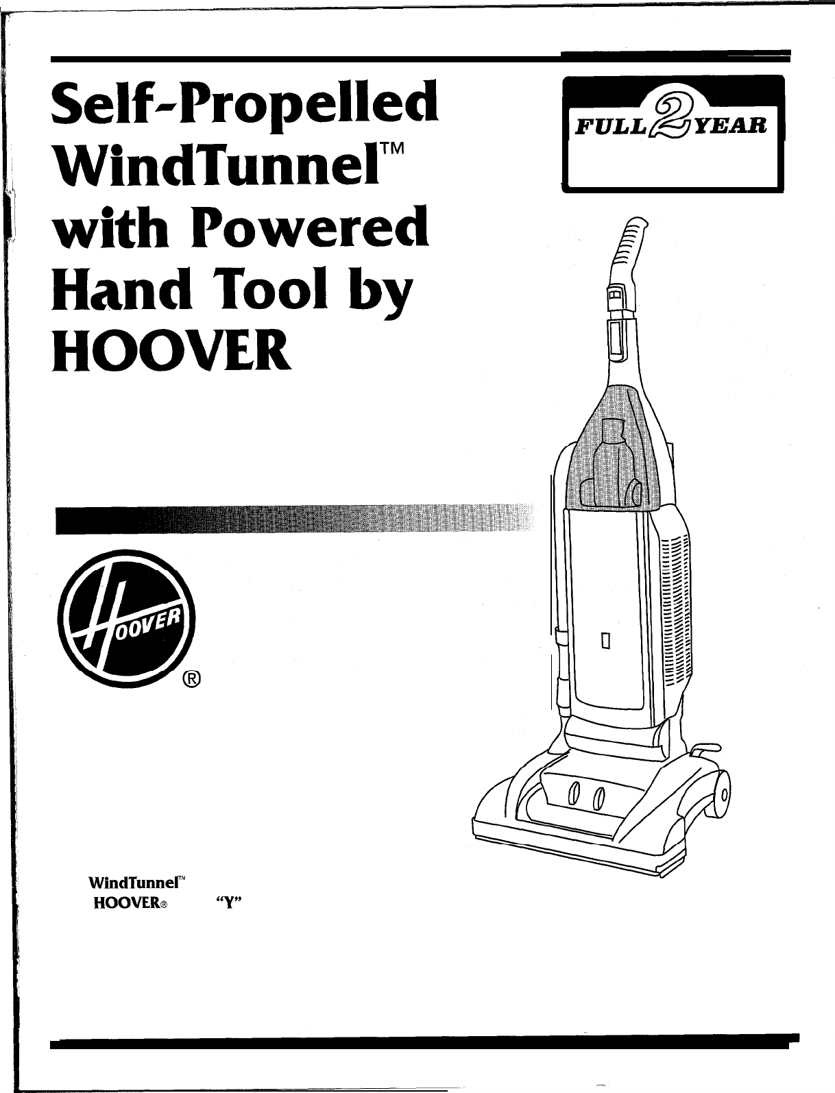 Windtunnel on vacuum cleaner brands
