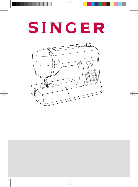 singer 5500 sewing machine