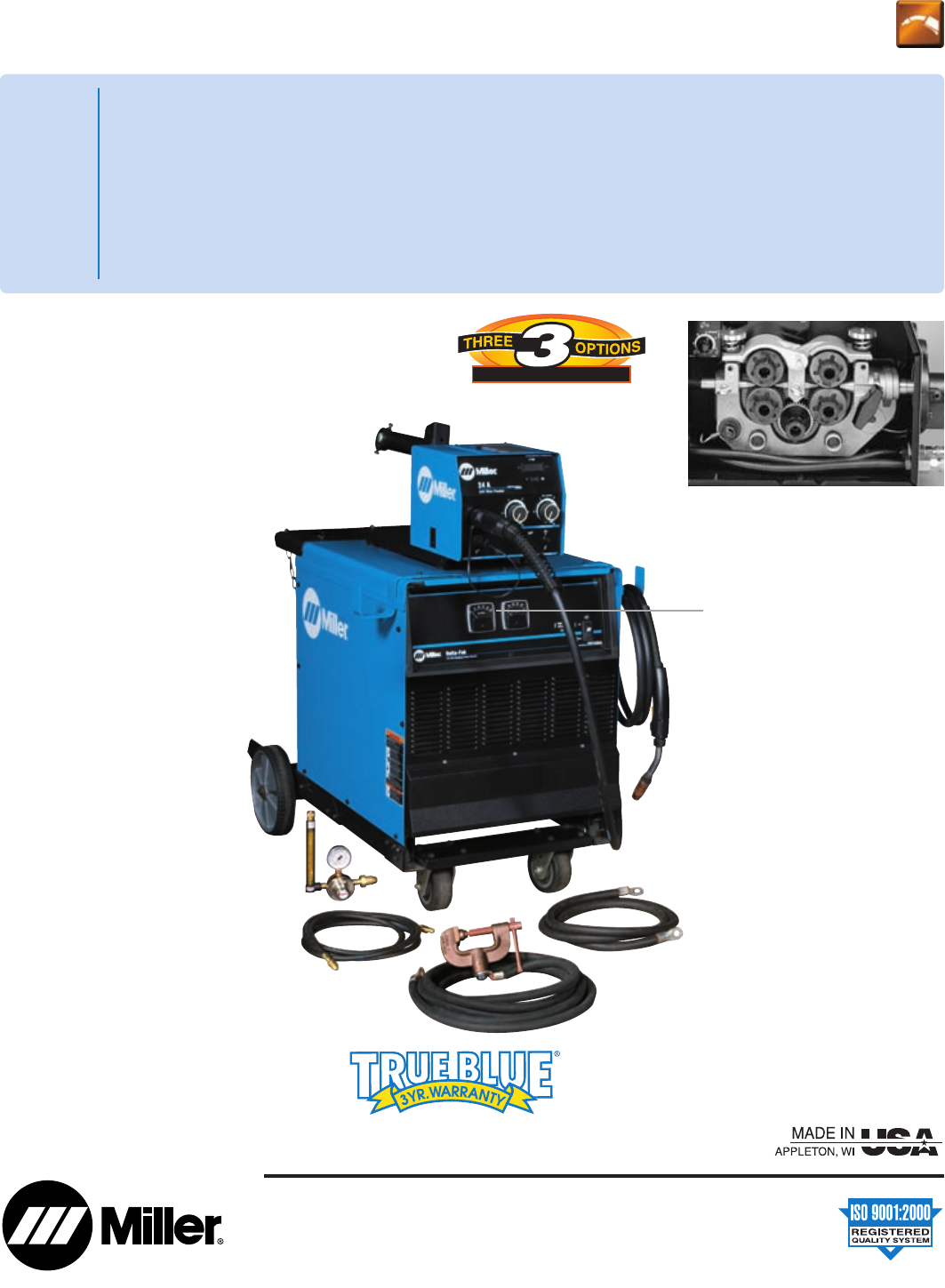 Miller electric welder deltaweld series user guide - Webaccess leroymerlin fr ...