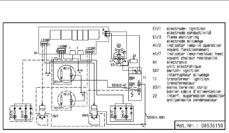 Page 38 of Miele Cooktop CS1012 User Guide ManualsOnlinecom
